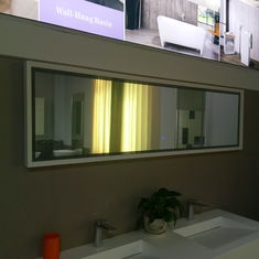 Wall Mounted   LED Bathroom Mirror Single  Sides 1800*500*60mm